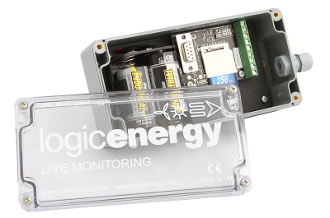 SD Data Logger by Logic Energy